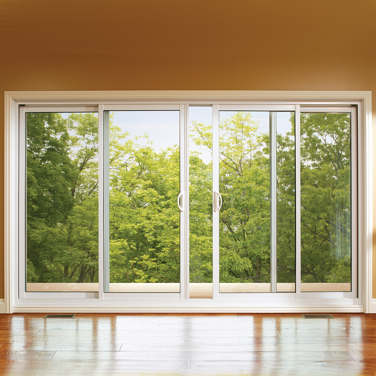 Vinyl Sliding Gl Door Mi Windows