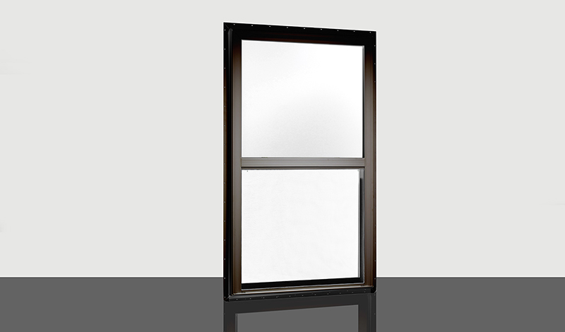 4300 Single-Hung Vinyl Window by MI Window