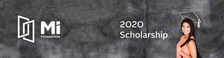 MI Foundation 2020 Scholarship