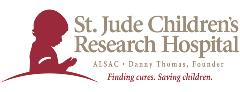 St. Jude Children's Research Hospital full color logo