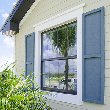 Aluminum Or Vinyl Single Hung Windows Product