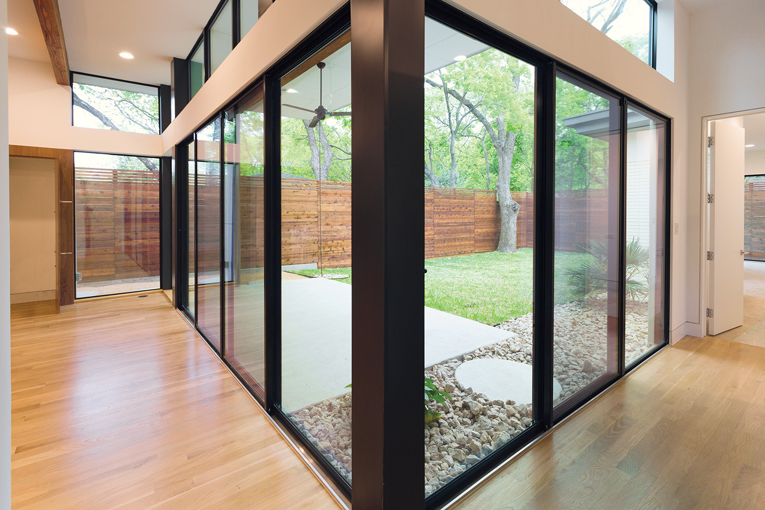 Mi 400 Series Aluminum Sliding Glass Door