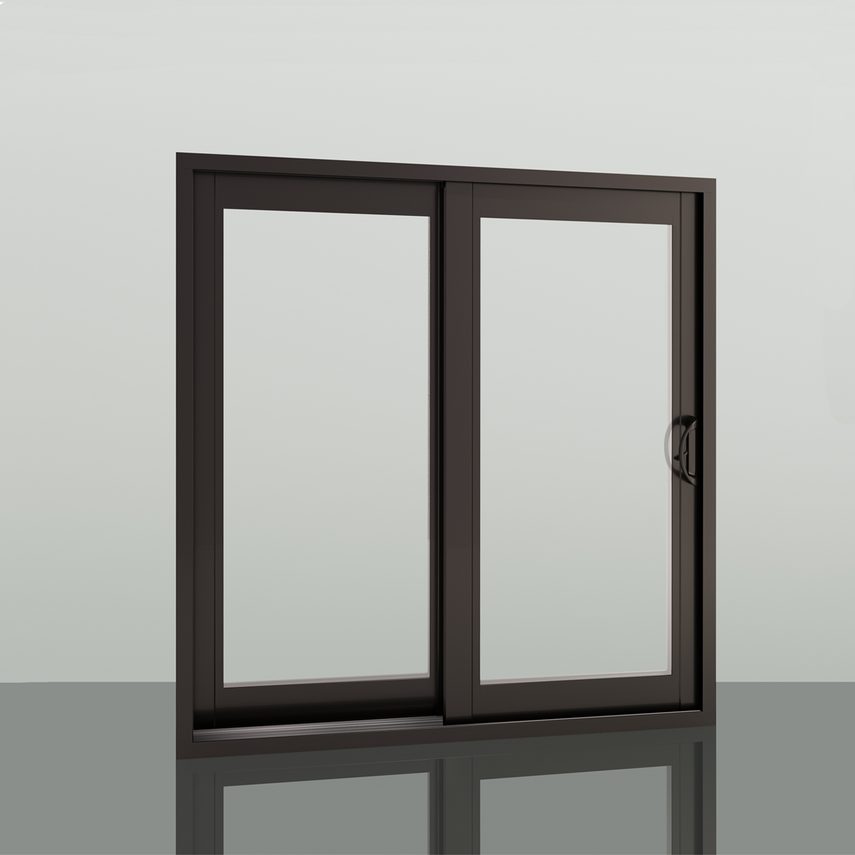100 Series Sliding Gl Door
