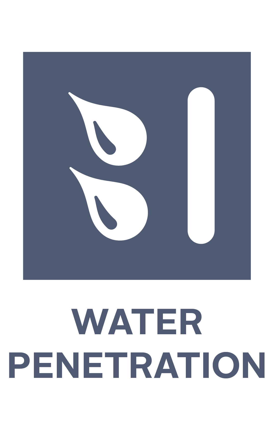 Water Penetration Icon